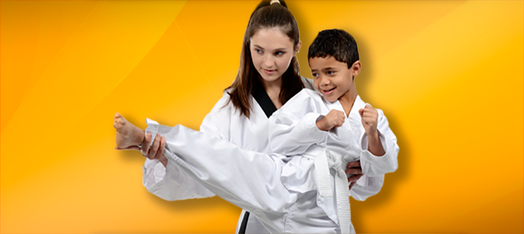 Karate For PreSchool2 Develop Leadership Skills with Martial Arts