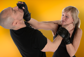 Krav Maga Self Defense Woman 280x190 Self Defense Training at Flees ATA Martial Arts