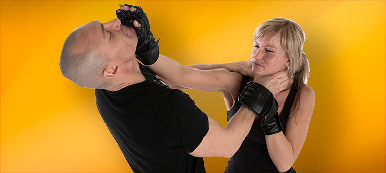 Krav Maga Self Defense Woman Self Defense Training at Flees ATA Martial Arts