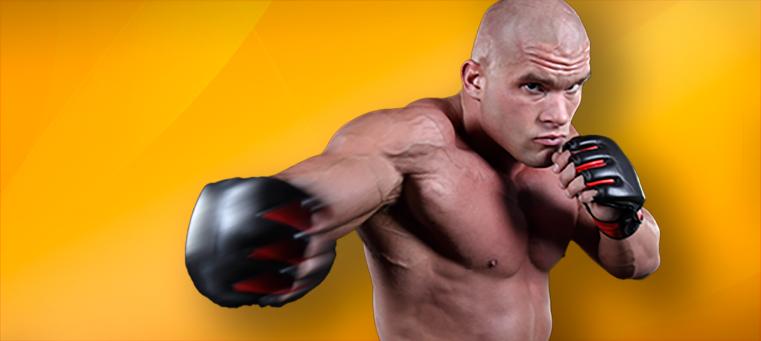 MMA Mens Martial Arts Punch2 Three Popular Martial Art Techniques that Increase Strength