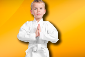 Karate For Kids PreSchool2 280x190 Pre School Karate Kids