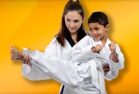 Karate For PreSchool2 280x190 Develop Leadership Skills with Martial Arts