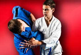 Kids Jiu jutsu sparring2 280x190 A Brief History of Judo