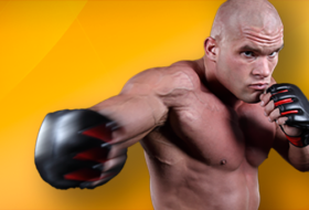 MMA Mens Martial Arts Punch2 280x190 Three Popular Martial Art Techniques that Increase Strength